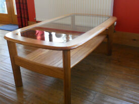 G Plan coffee table.