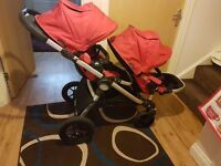 Baby jogger city select double/tandem
