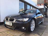 BMW 3 SERIES 2.0 320d M Sport 2dr FULL SERVICE HISTORY