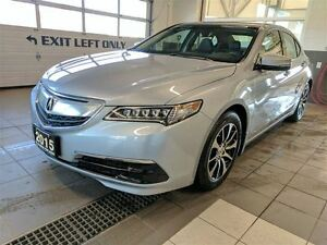 2015 Acura TLX Tech - All Wheel Steering - Navigation - Backup C
