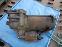 Ford Transit motor starter, old shape van