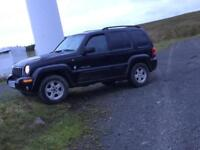 JEEP CHEROKEE CRD LIMITED 2.5 Td 4x4 GOOD RELIABLE JEEP GOES WELL 10 month MOT SWAPS MX KX YZ KTM
