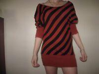 Women's sweater / tunic