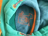 Fab Mini Boden Hoodie, plus Joules T shirt Age 6-7