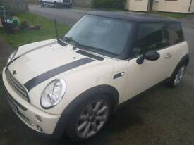 Mini Cooper swap px why corsa fiesta polo ect