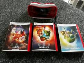 Children's View Master Virtual Reality Headset & Reels