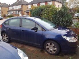 .cheap run around.only asking £750 is a very good car and reliable