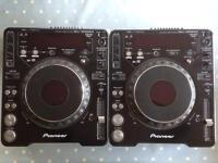 Pioneer cdj 1000 mk3 pair