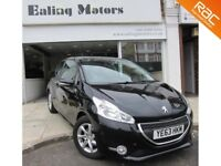 2013PEUGEOT 208 ACTIVE 3DOOR HACHBACK,PETROL,MANUAL,BLUETOOTH,AIRCON,ONLY 20K MILES,FULL HISTORY,CD