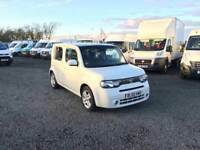 NISSAN CUBE 1,6 DCI##ONLY 31K MILES##