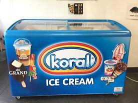 Ice Cream freezers AHT RIO S 125