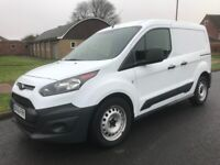 66 PLATE FORD TRANSIT CONNECT EURO 6