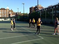 Back to Netball sessions being run in the new year in Camden!