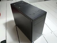 Lian Li PC-A55 full aluminum ATX PC case - black