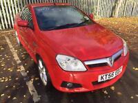 Vauxhall Tigra 1.4 Petrol 2Dr 2006 Convertible Long MOT