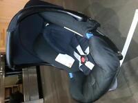 Britax Babysafe Car Seat