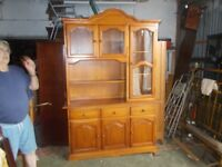 A LOVELY LIGHT WOOD DRESSER