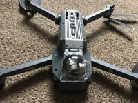 DJI Mavic Pro Drone Hardly Used less than 6 months old