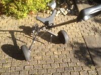Golf Trolley (Push) Tom Select 835 in good condition