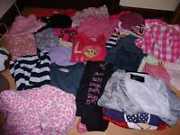 Huge Girls Mixed 7-8 Years Clothes Bundle