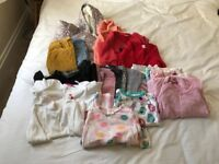 ee9f112fcc Baby girl clothes bundle 12-18months - gap next Zara and joules brands