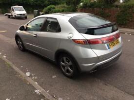 Honda Civic cdti diesel pan roof