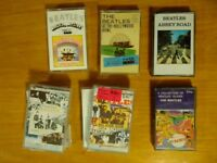 Beatles Casette Bundle - Abbey Road, Oldies, Magical Mystery Tour, Anthology