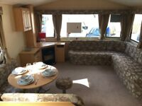 Static Caravan Sited on Summerfields Holiday Park in Norfolk, near Great Yarmouth, Caister, Hemsby