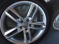 "Audi A6 Genuine Alloy wheels 18"""