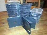 CD Cases Quad x26