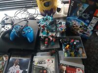 Ps3 with lego dinensions