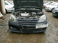 Custom Honda Civic front bumper