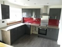 3 bed flat available - Howden - DSS Considered.