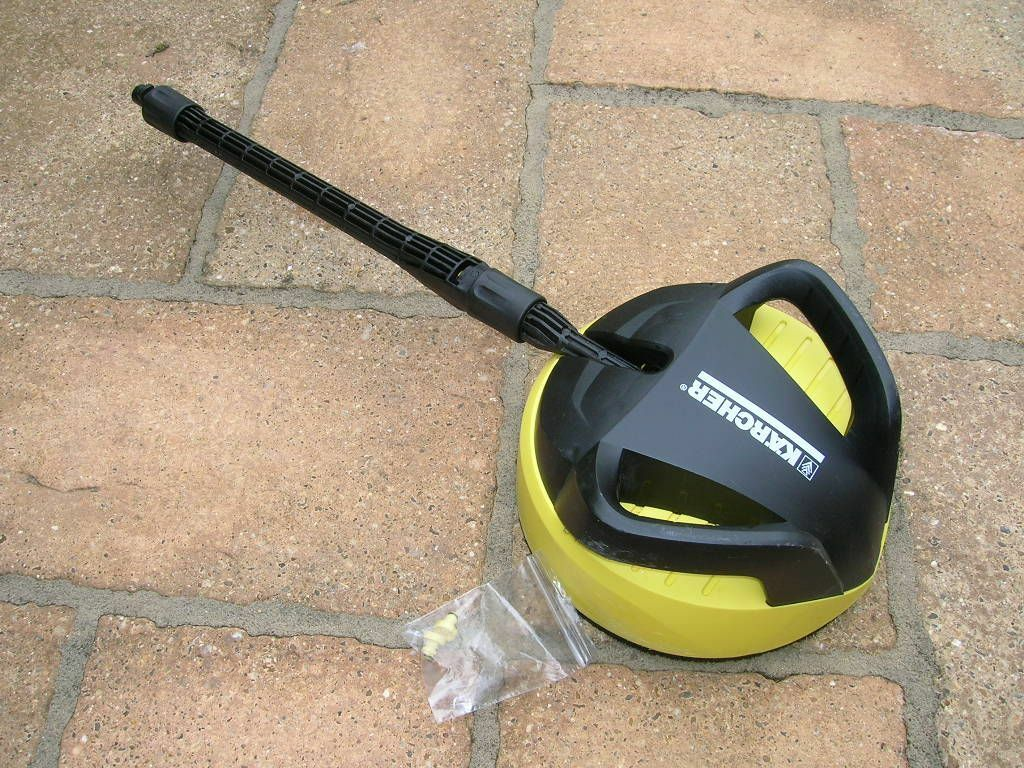 Karcher Pressure Washer Patio Cleaner Attachment In