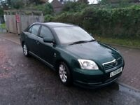 2003 Toyota Avensis 2.0 D-4D T3-S 5dr Manual @07445775115