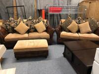 Drapers Furnishers AMX Waterford Suite