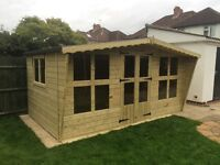 Shed an summer house sale now on