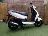 2013 sym jet 50cc excellent condition, 1,900 miles delivery