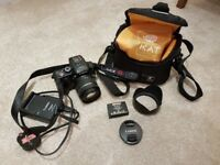 Panasonic Lumix DMC G3 16 MP Digital Camera