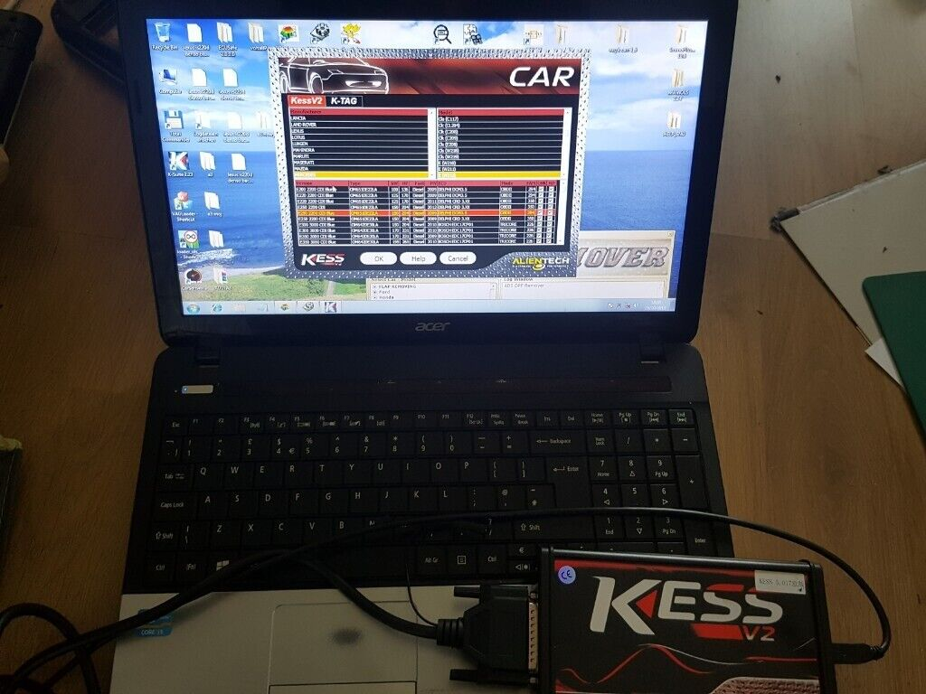 Ecu Remapping Tools And Software