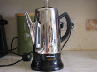 Morphy Richards Coffee Percolator
