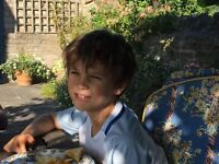 Au-pair/ part time live-in nanny