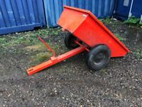 Ride On Mower Trailer (Delivery Available)