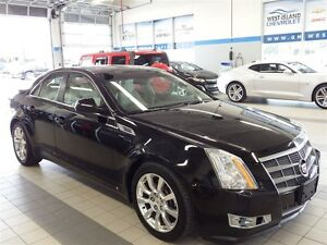 2008 Cadillac CTS **AWD *navigation** toit ultraview**