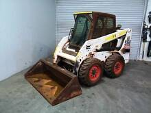 Bobcat S160 Air-conditioned Skid Steer Loader -924 Welshpool Canning Area Preview