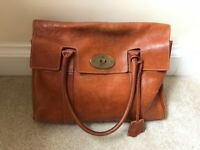 Mulberry Bayswater style bag