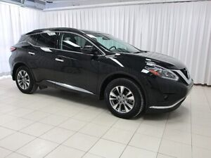 2018 Nissan Murano SV AWD WITH SUNROOF, NAVIGATION, BACK UP CAME