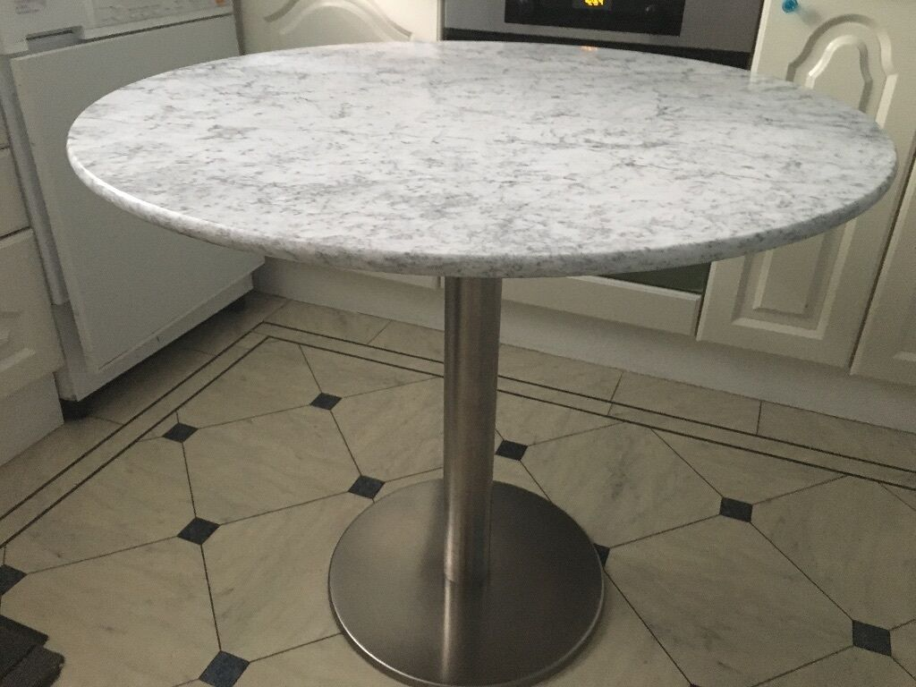 HND Ingrid4 Seater Marble Dining Table in Chelsea  : 86 from www.gumtree.com size 1024 x 768 jpeg 95kB