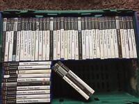 PlayStation 2 job lot of 50 games. Ps2
