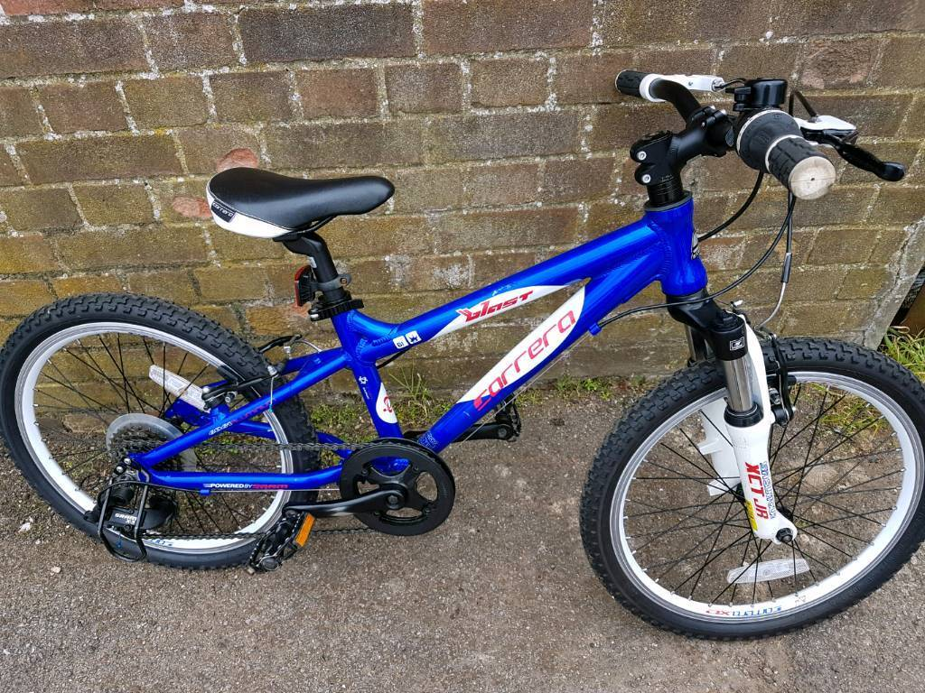 Carrera Blast 20 Quot Wheels Boys Mountain Bike Fully
